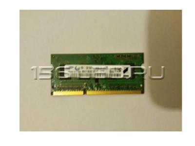 Модуль памяти SO-DIMM DDR III 1Gb PC-8500 Samsung