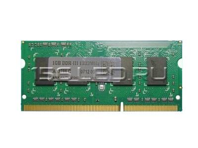 Модуль памяти SO-DIMM DDR III 1Gb PC-10600