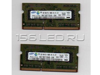Модуль памяти SO-DIMM DDR III 2Gb 10600 Samsung