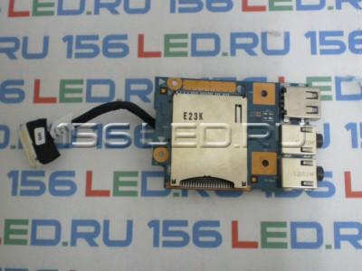 Плата Audio Board Card Reader Lenovo B560 B570 B575 V570 55.4IH02.011