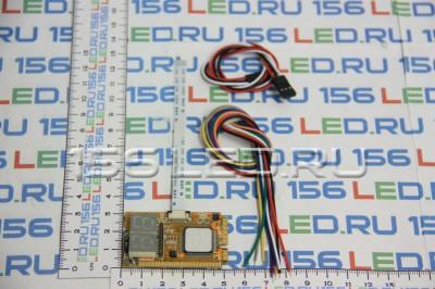 Плата POST карта (тестер) 5 IN 1 MINI-PCI-E, MINI-PCI, LPC, I2C, ELPC для диагностики и ремонта