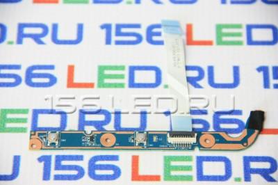 Плата кнопки включения HP DV6-6000 Series DV6-6118nr AB630 HPMH-41-AB6304 nj6 48.4RH06.021