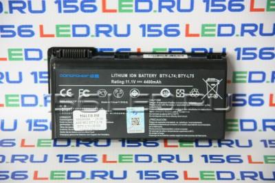 АКБ MSI BTY-L74 BTY-L75 CR700 CX600 CX620 CR610 91NMS17LF6SU1 49Wh