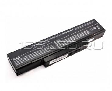 АКБ ASUS F3 MSI BTY-M66 5200mAh 11.1V