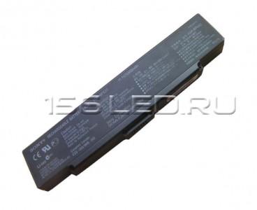 АКБ Sony VGP-BPS2C 7200mAh S1-S9/SZ1-SZ5/AR/FS/FJ/FE/FT/G/N/Y  black