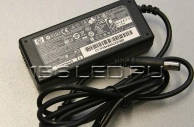 Блок питания HP 18,5V/3,5A с иглой Оригинал чёрный