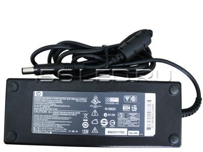 Блок питания HP 18.5V/6.5A (7,4х5,0mm) с иголкой Оригинал чёрный
