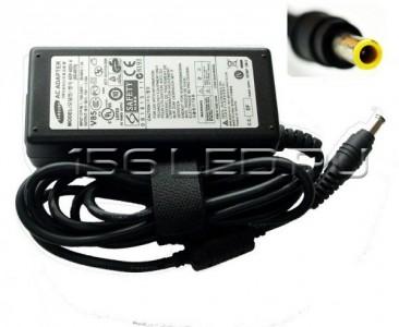 Блок питания Samsung 19V/3.16A Оригинал чёрный