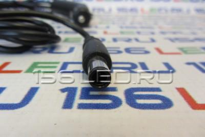 Блок питания для ноутбука авто (в прикурив) Dell 19V/4.74A (7.4x5.0mm) Оригинал чёрный