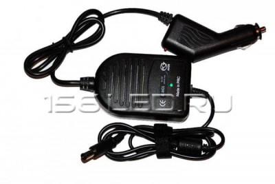 Блок питания для ноутбука авто (в прикурив) LITEON (Asus) 19V/4.74A ( 5.5x2.5mm) Оригинал чёрный