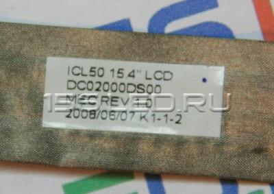 Шлейф матрицы Acer Aspire 5520 5720 5315 5715 (DC02000DS00 DC02000G800)
