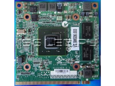 Видеокарта Nvidia GeForce 9300M GS 512M MXM II