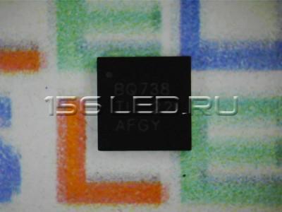 ЧИП BQ24738 (BQ738)