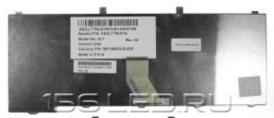 Клавиатура Acer aspire 1400 1410 1600 1680 1690 3000 3500 3610 5000 чёрная