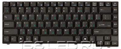 Клавиатура Asus A9 X50 X51 X58 Z94 04GNF01KTA12 шлейф левый