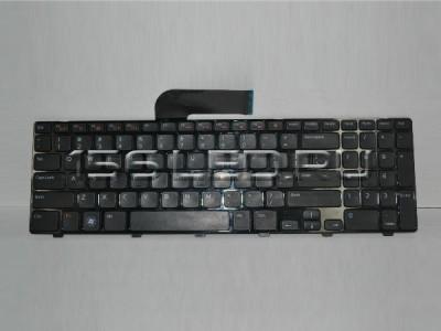 Клавиатура Dell Inspirion N5110 M5110 D5110 15R чёрная NSK-DY0SW