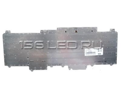 Клавиатура Dell Inspiron 1700 1720 1740 серебро РУ 0FP645
