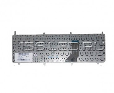 Клавиатура HP HDX18 HDX19 AEUT7700010, MODEL UT7 серебро РУ