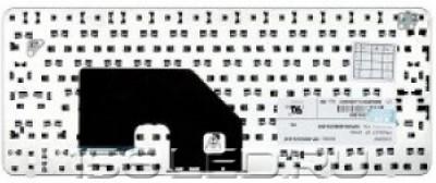 Клавиатура HP mini 110-3000 CQ10-400  черная РУ V112003AS1