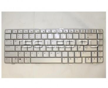 Клавиатура HP Pavilion DV6000 DV6100 DV6200 DV6300 DV6400 DV6500 DV6700 серебро РУ