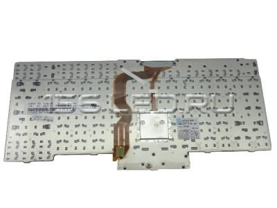 Клавиатура IBM Lenovo T510 T400 T520 X220 W510 Ru c трэк поинтом черная