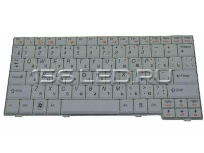 Клавиатура Lenovo S10-2 white RU MP-08F53SU-6861