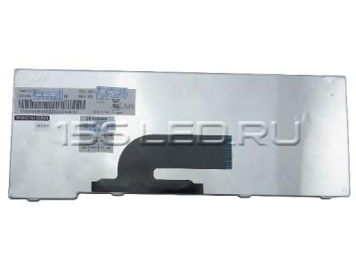 Клавиатура Lenovo S10-3 чёрная АНГ MP-09J63US-6865 с наклейками