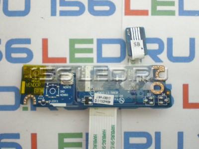 Плата кнопки включения Acer Aspire 5551 5251 5741 Packard Bell TK85 LS-5893P