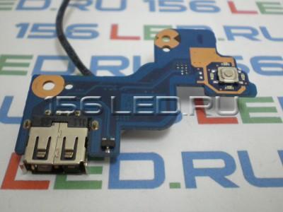 Плата кнопки включения Samsung + USB RV511RV513 RV515 RV520 BA92-07488A