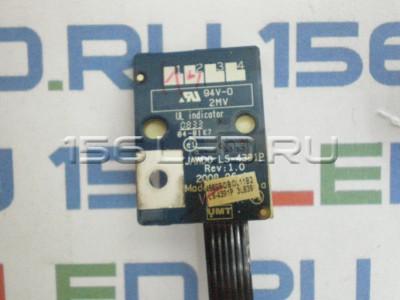 Плата кнопки включения Acer Aspire 5230 Emachines E520 E720 LS-4391P