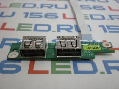 Плата USB для Acer eMachines E728 Extensa 5235 DA0ZR6TB6E0