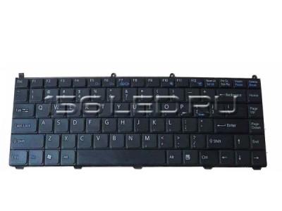 Клавиатура Sony vaio VGN-AR VGN-FE черная АНГ