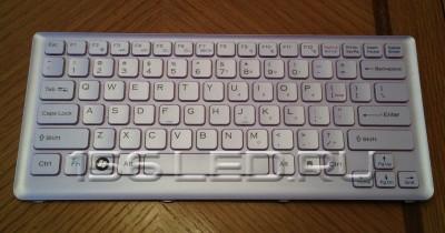 Клавиатура Sony Vaio VGN-CS розовая АНГ 148704743
