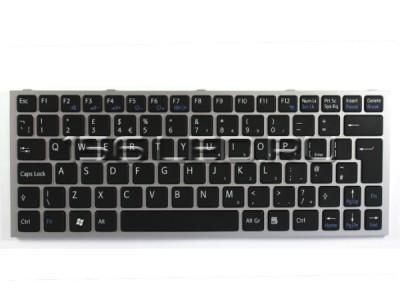 Клавиатура Sony Vaio VPC-YB черная A3100109, 9Z.N5USW.20R