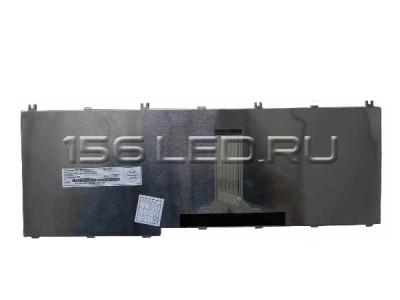 Клавиатура Toshiba P200 P300 L350 L500 silver RU KFRSBJ206A, PK130736B11