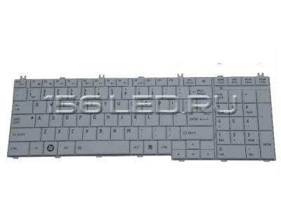Клавиатура Toshiba Satellite A650\C650\С660\L650\L670 655 белая 9Z.N4WSU.10R