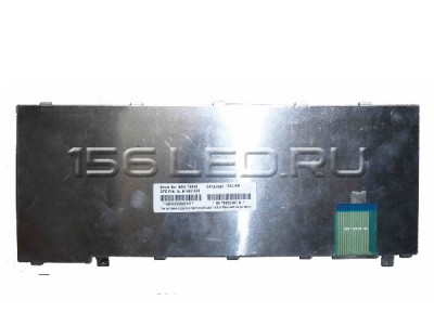 Клавиатура Toshiba Satellite U300 black ru