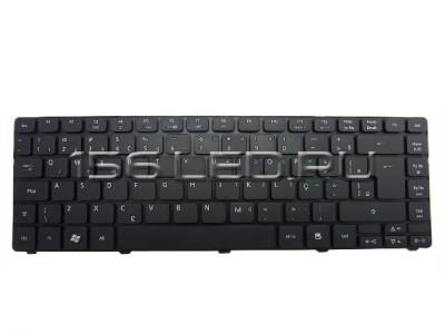 Клавиатура для ноутбука Acer Aspire 4741G\4745, Emachine D 640 черная KBi140A221