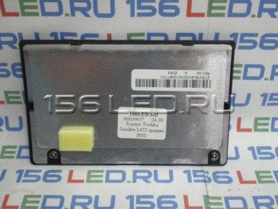 Корпус Toshiba Satellite L655 крышка  HDD ZYE37BL6HD0I00100617-01