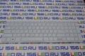 Клавиатура HP P15E, 15-n, 250 G3, 255 G2, 255 G3, Sleekbook 15-e, 15-e000, 15-n096sr Белая с рамкой