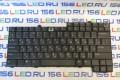 Клавиатура Dell Latitude D500 D505 D600 D810 G6128 Черная РУ 05Y273 без 2х кнопок