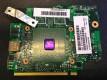 Видеокарта Nvidia G72MV 256MB for Toshiba A200 + трубка