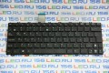 Клавиатура для Asus EEE PC 1000, 1001, 1005 HE HA PX, Черная