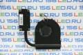 Радиатор охлаждения Lenovo B580 60.4TE18.001 БЕЗ ВЕНТИЛЯТОРА