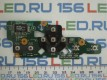 Плата кнопки включения Sony VGN-FZ 1P-1076100-8010