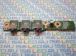 Плата Audio Board HP DV5 DV5-1000 DA0QT6AB6D0