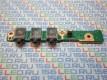 Плата Audio Board HP DV6-1000 DV6-2000 DAUT3AAB6C0