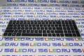 Клавиатура HP Envy 15-J000 15-J015 17-2100 17-J 711505-251 Черная РУ шлейф вертикальный с подсветкой
