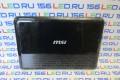 Корпус MSI U100 Крышка матрицы 307-012A212-P89