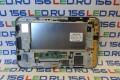 Матрица ЖКИ + Тач для Samsung P3100 P3110 черный Оригинал, в серой рамке
